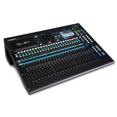 Allen & Heath Qu-24 QU 24 数字调音台